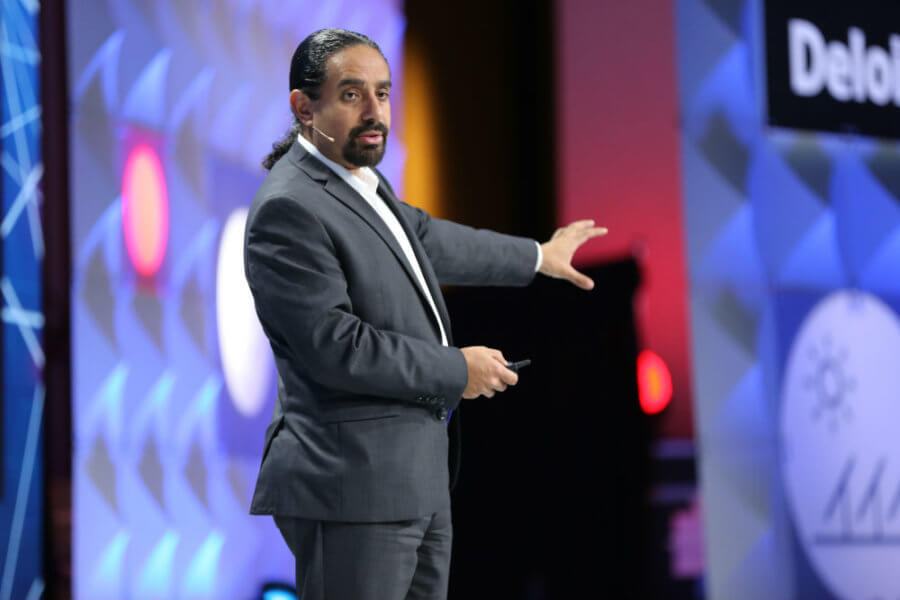 Ramez Naam til Singularity University Oslo Chapter