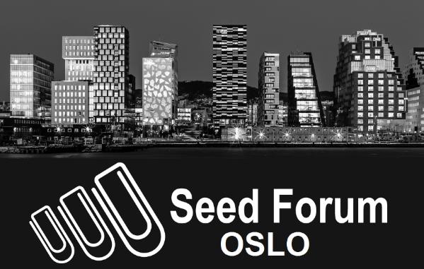 Seed Forum Oslo 2017