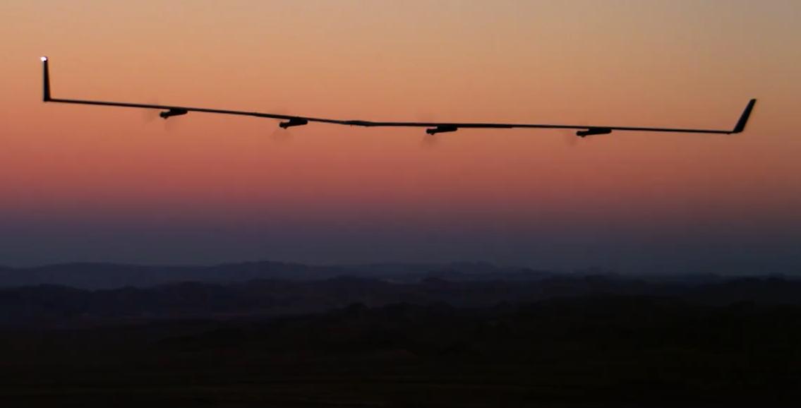 Denne Facebook-dronen kan kunne gi hele verdens befolkning tilgang til internett