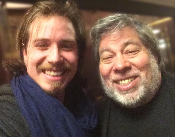 PODCAST: Steve Wozniak sine råd til dagens gründere