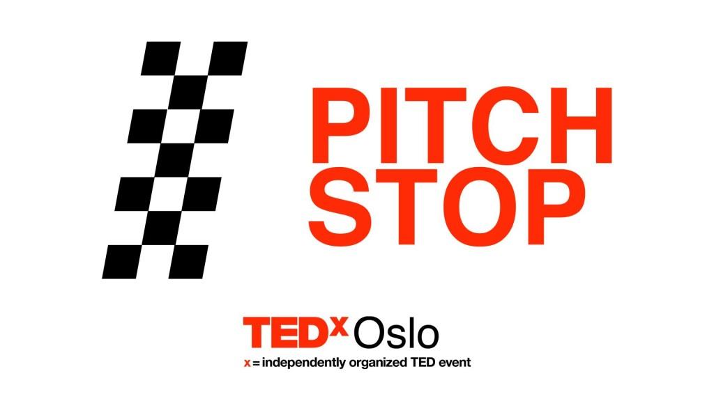 TEDxOslo Pitch Stop 2017