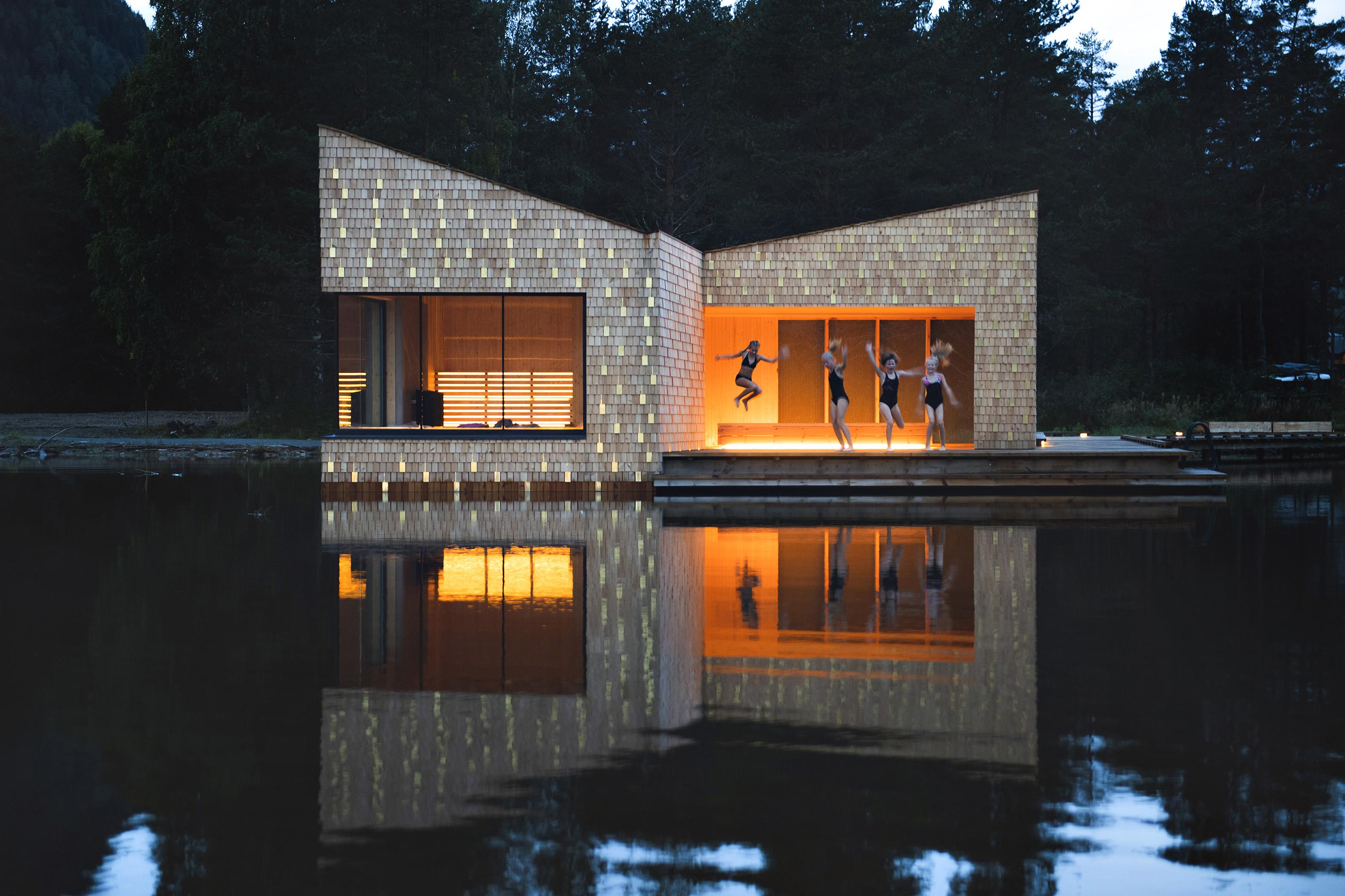 Tre grensesprengende arkitekturprosjekter nominert til hederspris