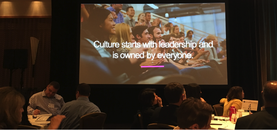 Cultural Design  –	how culture creates strategic business value