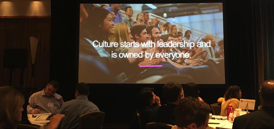 Cultural Design  –how culture creates strategic business value