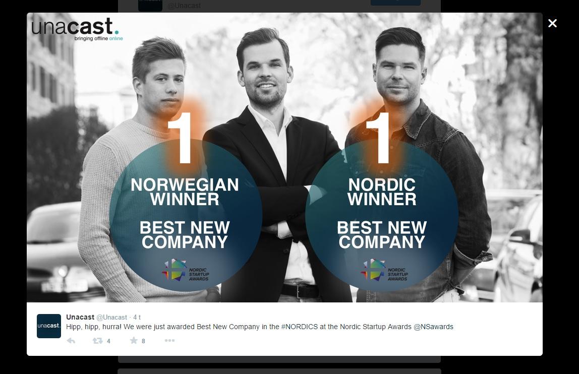 Diskvalifikasjon sender Norge til topps