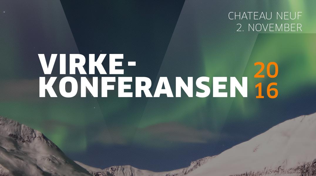 VIRKE konferansen 2016