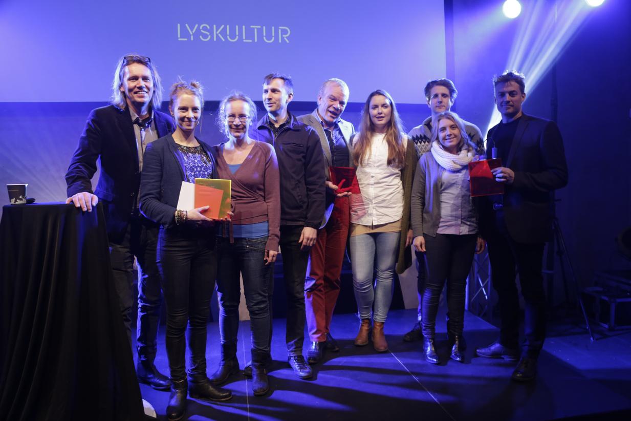 The Norwegian Lighting Prize 2015