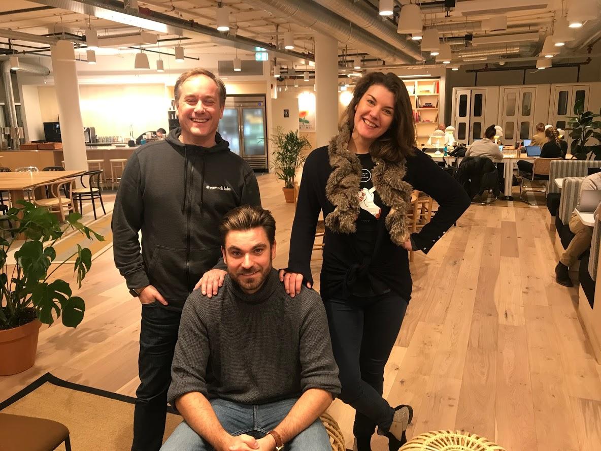 WeWork – kontorinnovatøren på plass i Oslo!