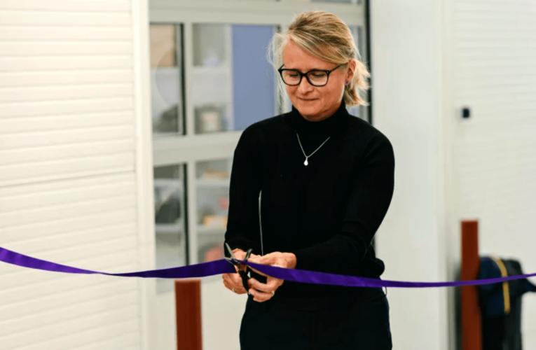 Sortland åpner verdens første raudåtefabrikk!