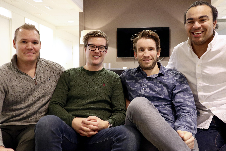 Startup tar opp kampen med kollektiv−tilbudet