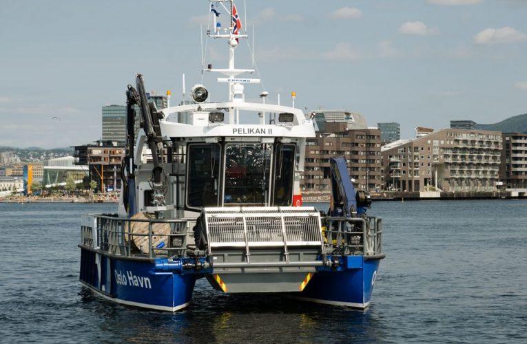Oslo Havn skal døpe ny elektrisk nullutslippsbåt