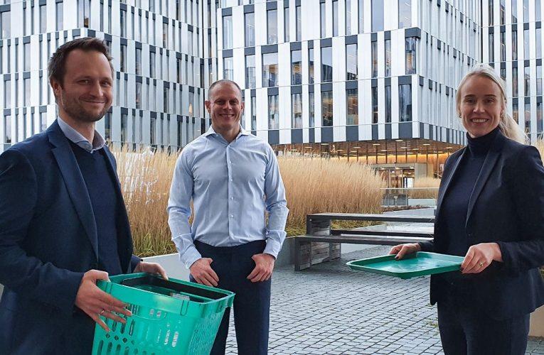 Aker BioMarine lanserer sirkulærselskapet AION med stjernelag ombord