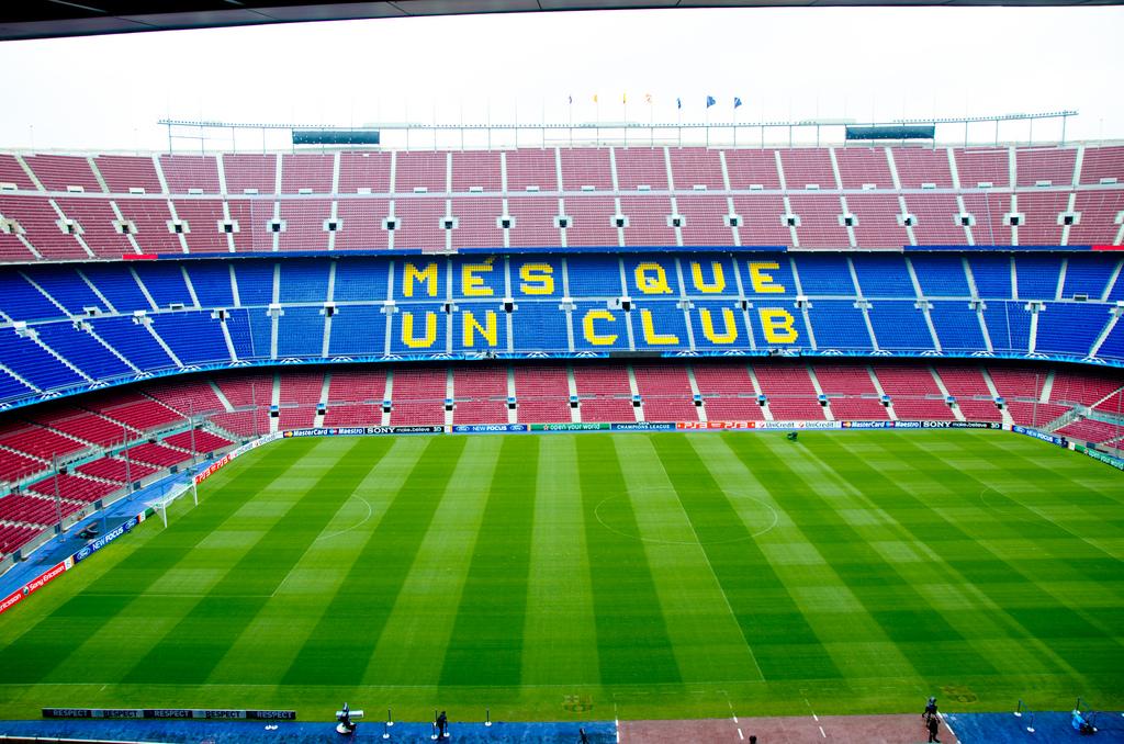 FC Barcelona etablerer egen innovasjonshub