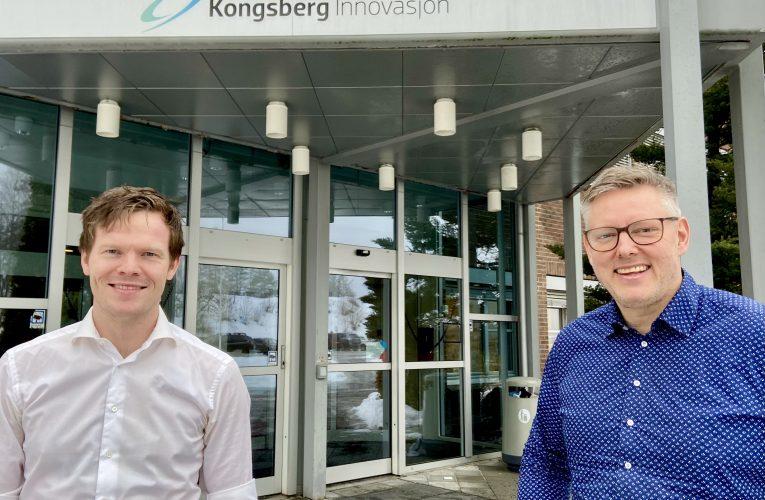 BDO og Kongsberg Innovasjon satser innovativt!