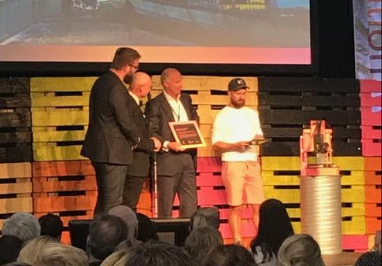 Danske Be My Eyes er vinner av Oslo Innovation Award 2017