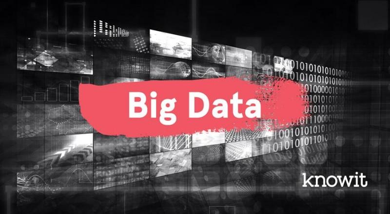 Den fjerde revolusjonen – Big Data i praksis