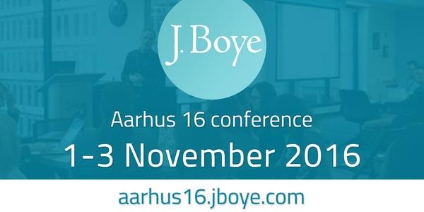 J. BOYE Conference