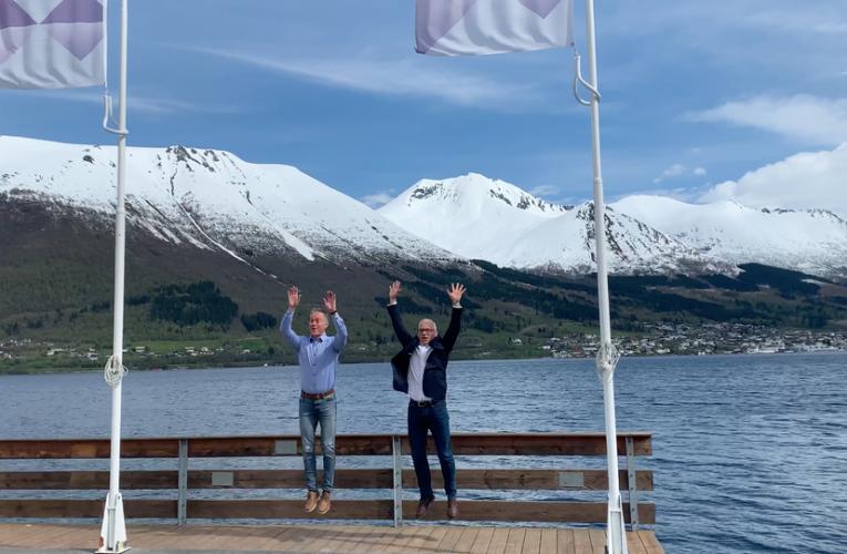 Arctic Nutrition vant Siva-prisen 2020