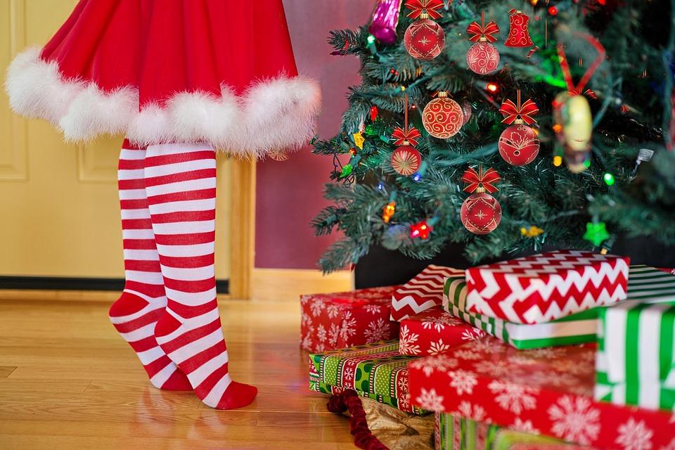 Om kule julegaver, røde drakter og markedsforføring på høyt nivå