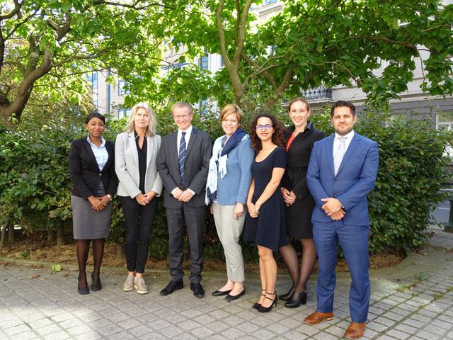 Innovasjon Norge åpner kontor i Brussel