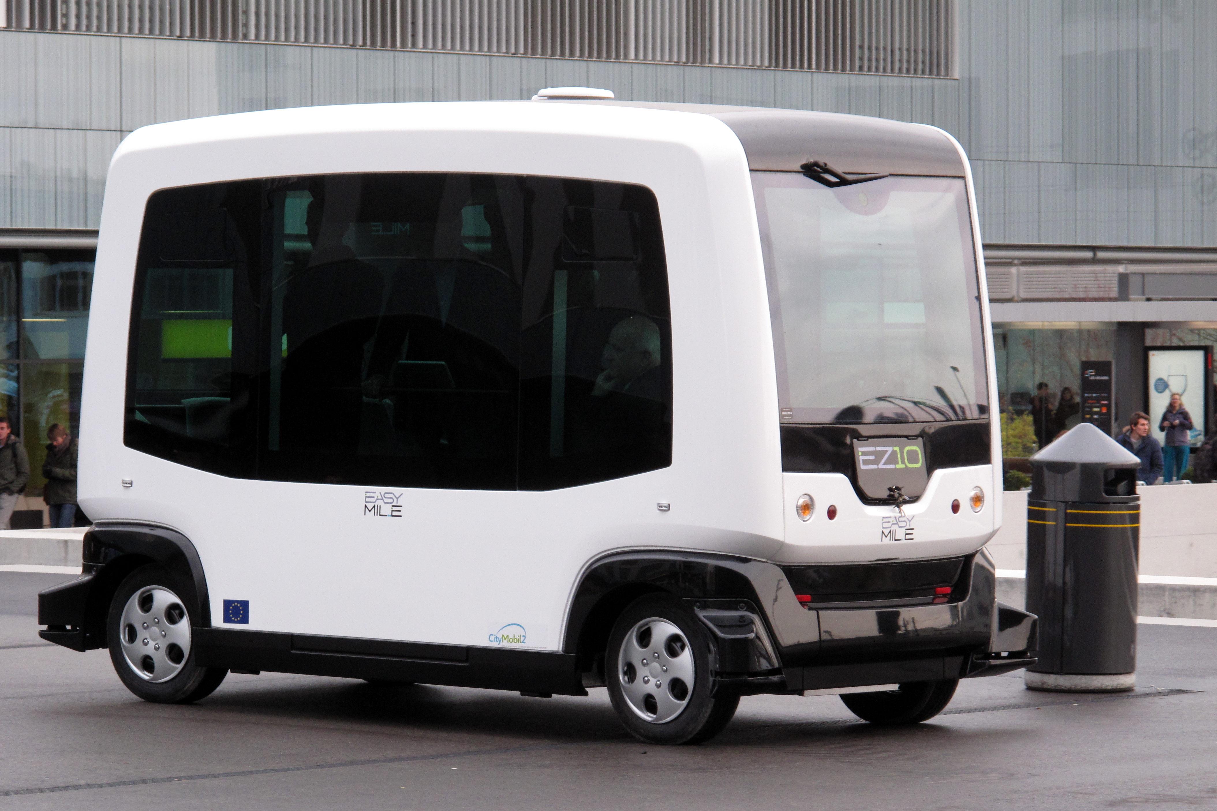 Selvkjørende busser snart en realitet i flere norske byer
