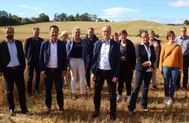 Kraftfullt samarbeid om mer norsk mat