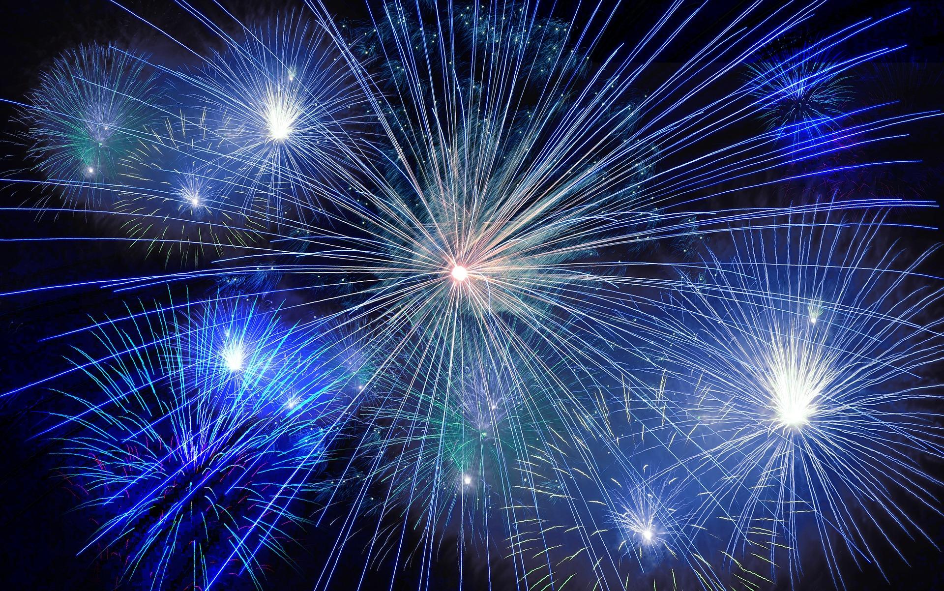 2019 – nytt år med blåsbort vinder, boblende kreaktivitet og nye blemmer