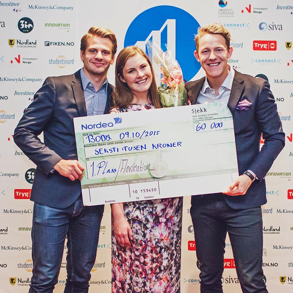 Flow Motion vant Venture Cup 2015