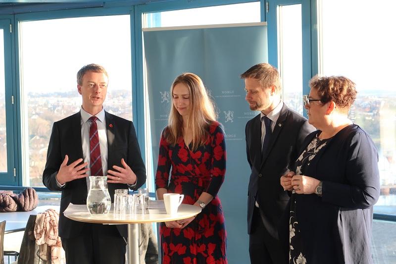Investeringsfond på 20 milliarder legges til Stavanger-regionen