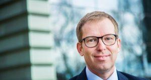 Håkon Haugli, ny administrerende direktør i Innovasjon Norge. Foto: Esben Johansen.