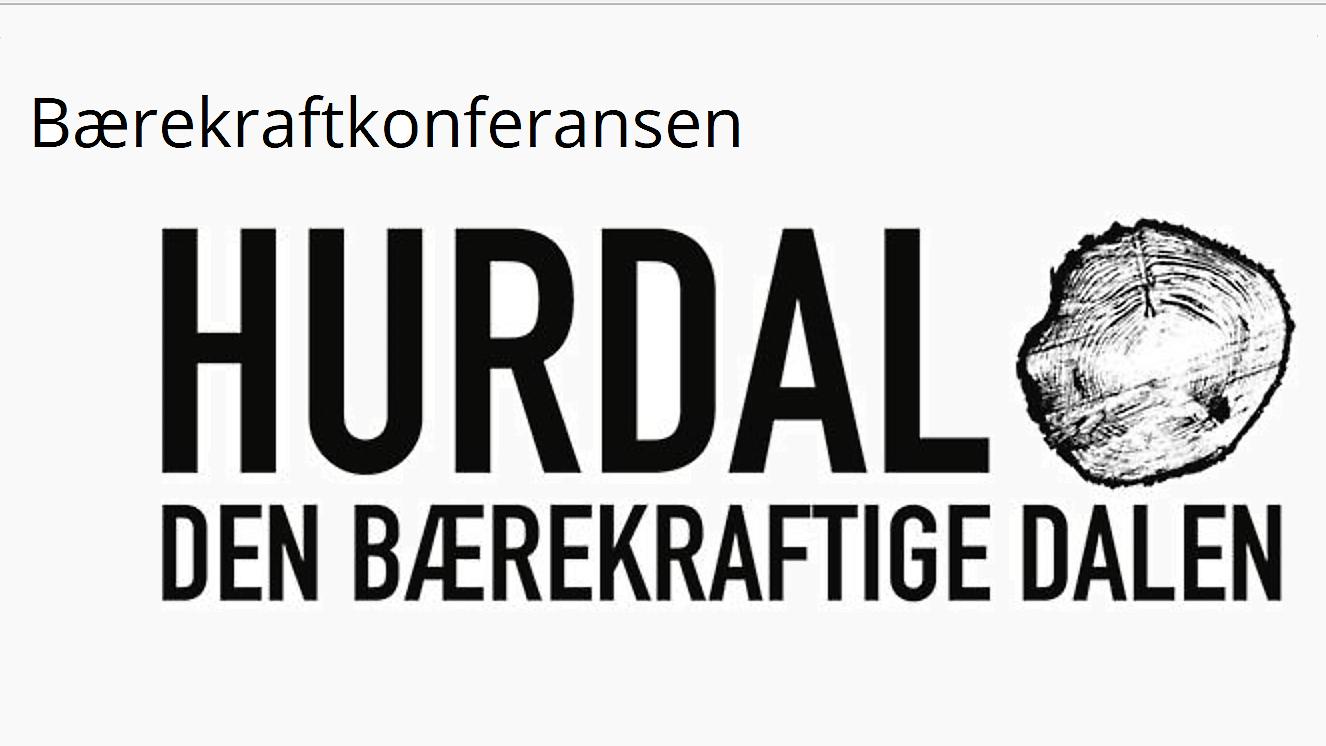 Bærekraftkonferansen HURDAL