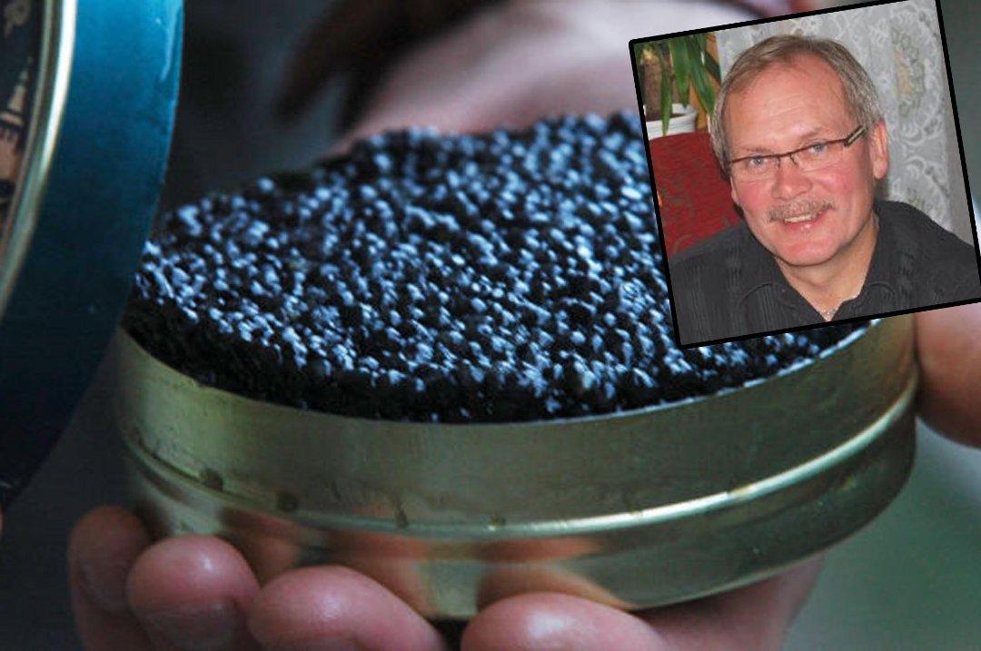 Først med russisk kaviar-satsing i Norge