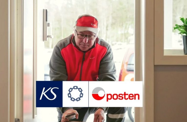 Posten og KS sammen for sosial velferd
