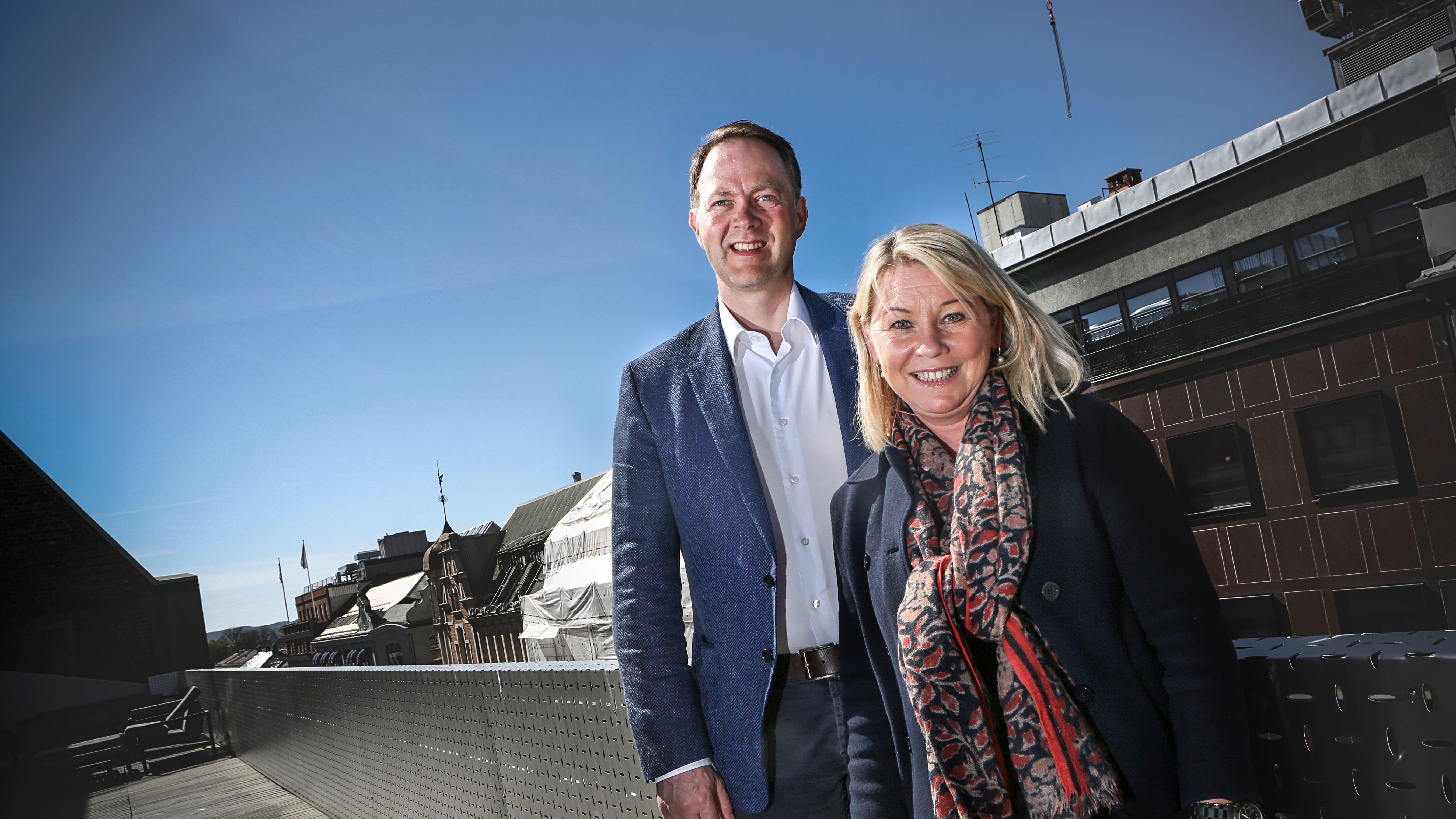 Norsk bedrift?: Nå kan du søke støtte fra katapult-ordningen på 50 millioner