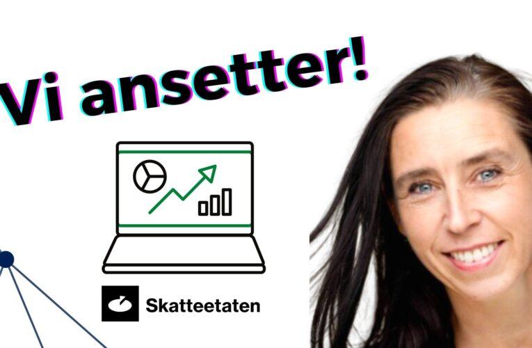 Hun jakter nye hoder til et av Norges råeste innovasjonsmiljøer