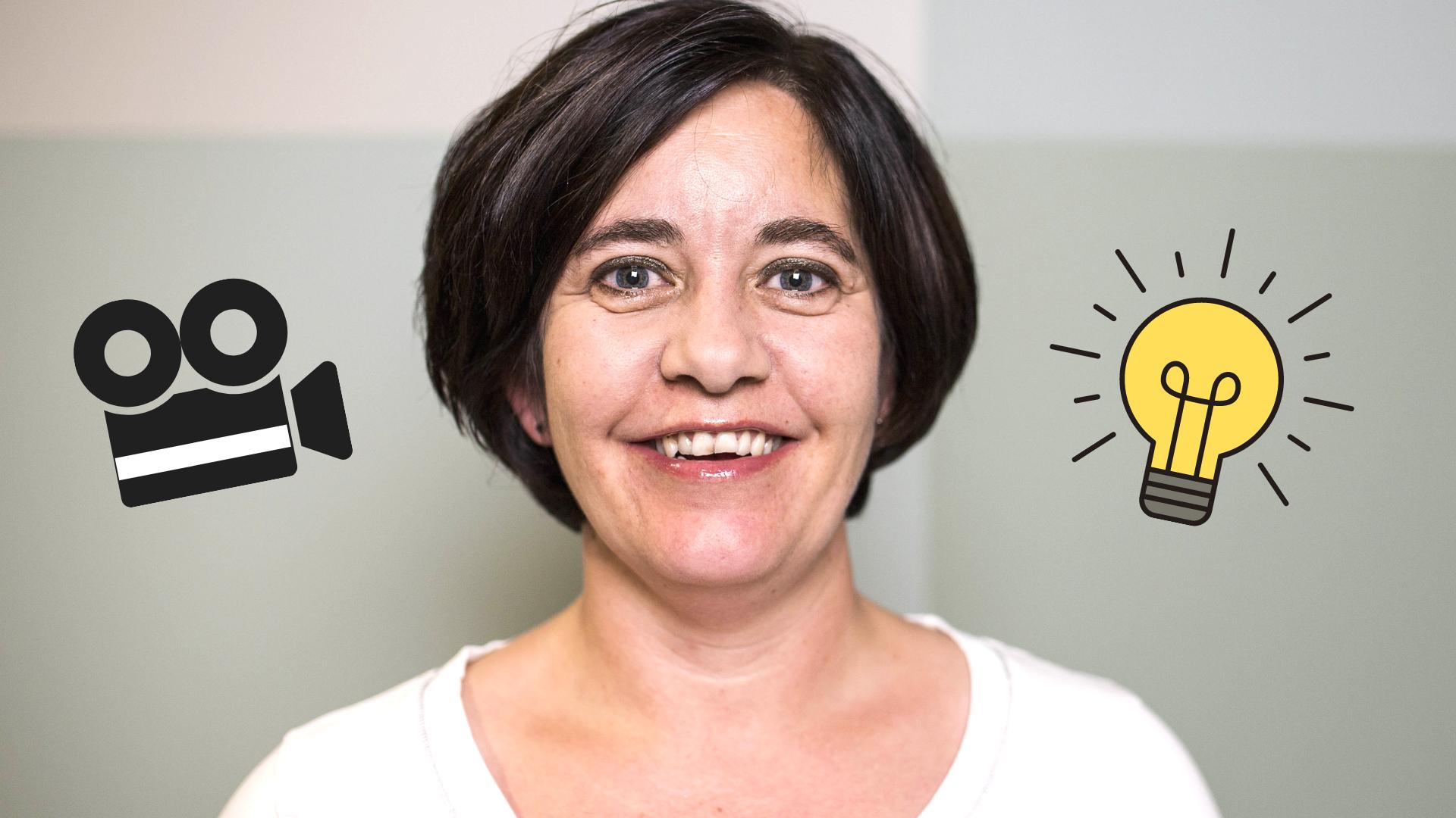 Mona Kristin Solvoll er Førsteamanuensis med nytt forskningsprosjekt på innovasjon i mediebransjen.