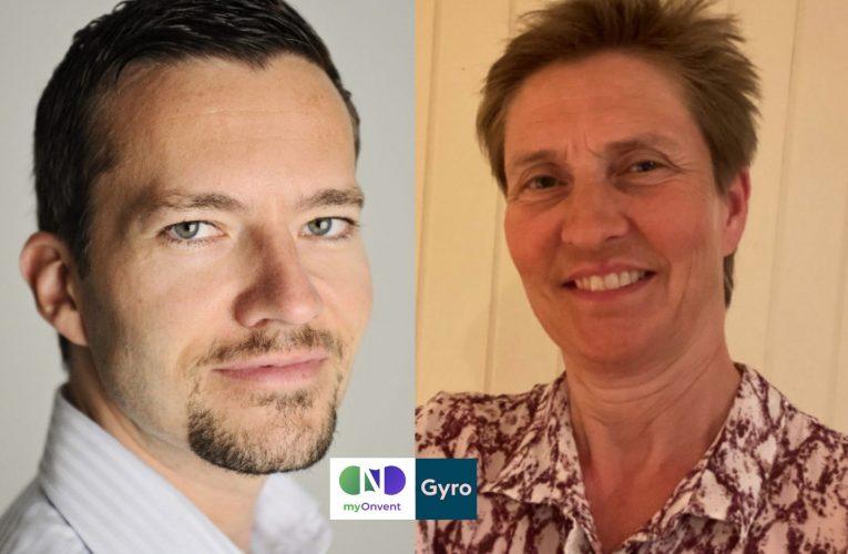 MyOnvent og Gyro sammen om digitale kundeopplevelser