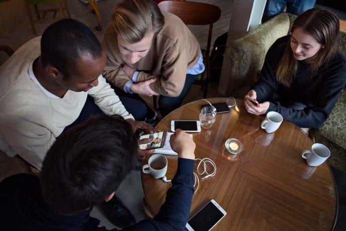 Dette er de 10 mest populære mobil-appene i Norge