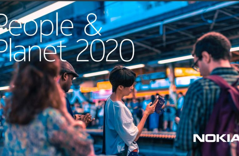 Nokias bærekraftsrapport – 6,6 milliarder!