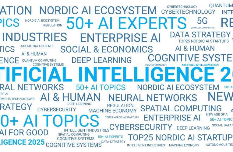 Utforsk fremtiden for kunstig intelligens- møt 100 globale eksperter