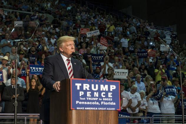 Klimaeksperter med åpent brev til Donald Trump