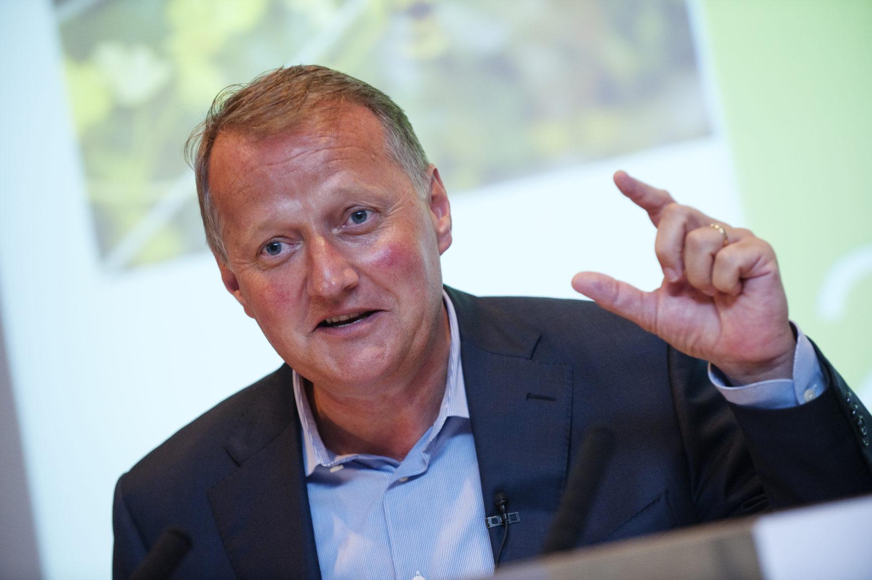 DNB-sjefen om kryptovalutaer: – Vi vil nok se til dels store svingninger fremover