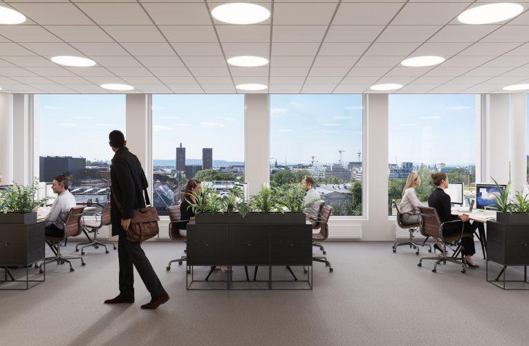 SAP flytter til Entras nybygg