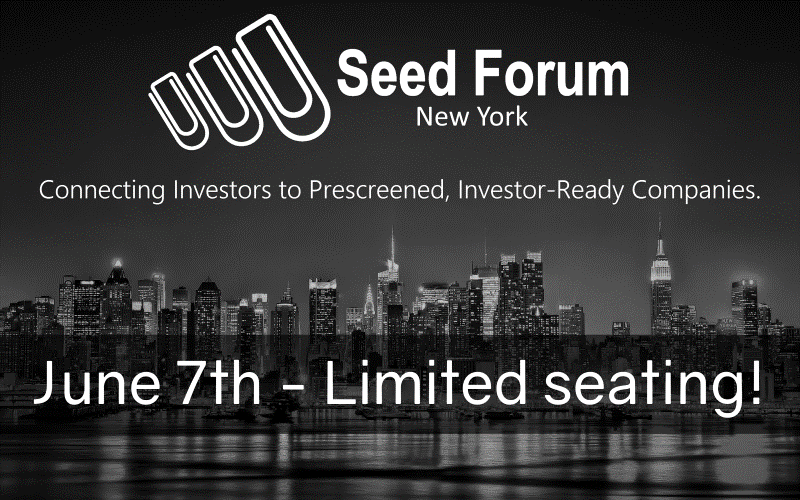 SEED Forum New York