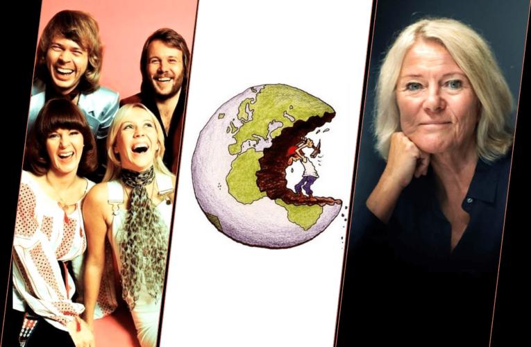 Sterke vinder, en svensk 39 års voyage og sure velgere