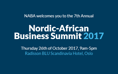 Nordic-African Business Summit 2017