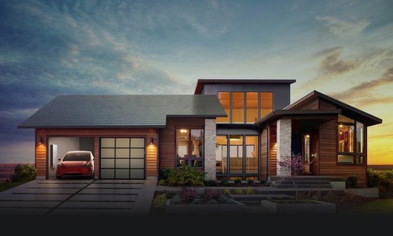 Tesla vil installere soltak innen utgangen av 2017