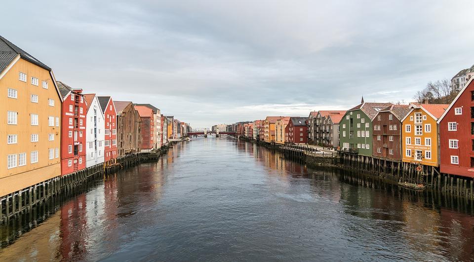 Trondheim markerer seg som grønn teknologihovedstad i Europa