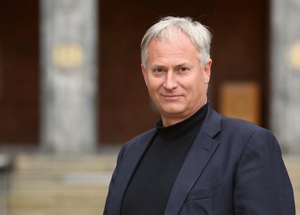 Foto: Redaktør for InnovasjonsMagasient, Truls Berg.