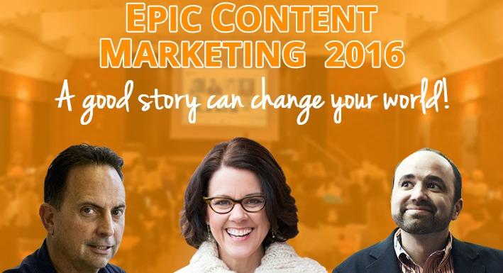 Epic Content Marketing 2016